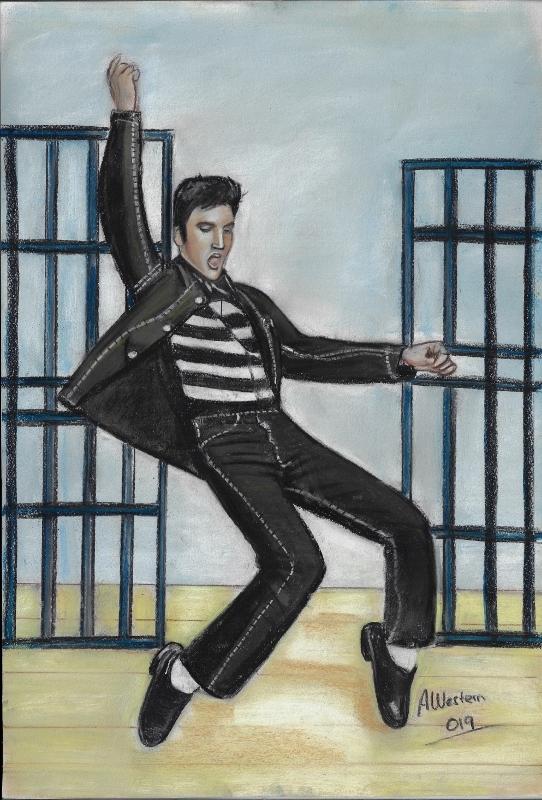 Elvis Presley by western61
